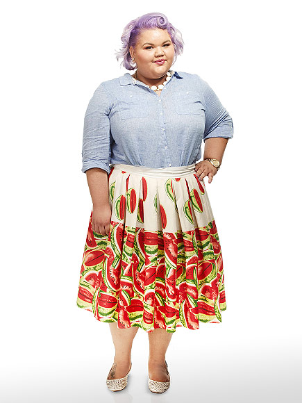 Project Runway: Meet the Show's First Plus-Size Designer Ashley Tipton