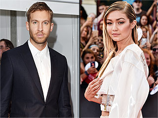 What's Gigi Hadid Doing with Calvin Harris?! (Don't Worry, It's Just His Latest Video)