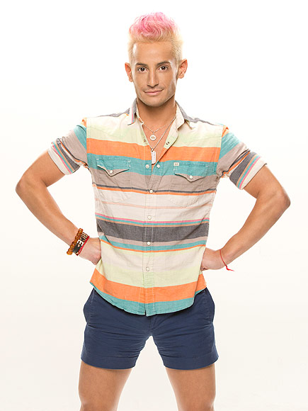 Big Brother: Frankie Grande on This Season and Zankie Bromance