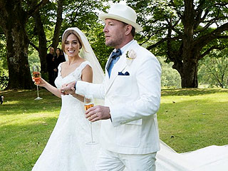 Guy Ritchie Shares More Wedding Photos, Says of Son with His Ex Madonna, 'I Looked Something Like That 30 Years Ago'