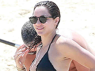 Katharine McPhee Heats Up Mexico During a Weekend Getaway with Her Friends