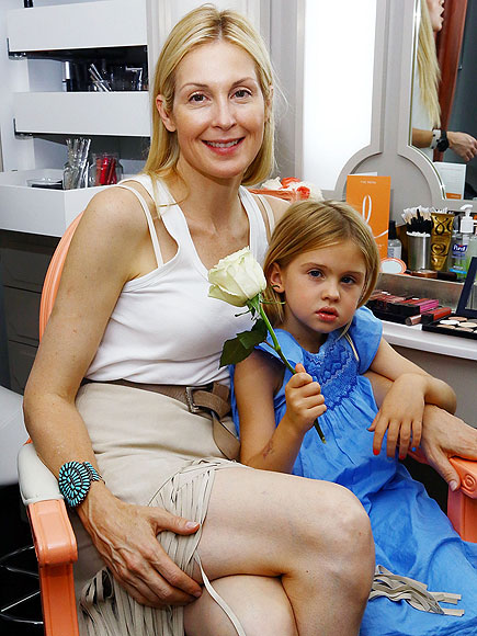 Kelly Rutherford's Kids Hermes and Helena Will Return to Monaco This Week