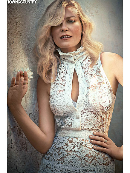 Kirsten Dunst Says Actors Have to Meet Ridiculous Expectations