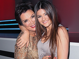 Kris Jenner Wishes 'Freckle Face' Kylie an Early Happy Birthday