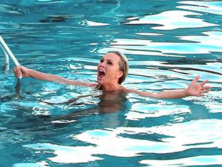 RHOC Recap: The Housewives Swim with Sharks as Tamra Judge Goes Topless in Tahiti
