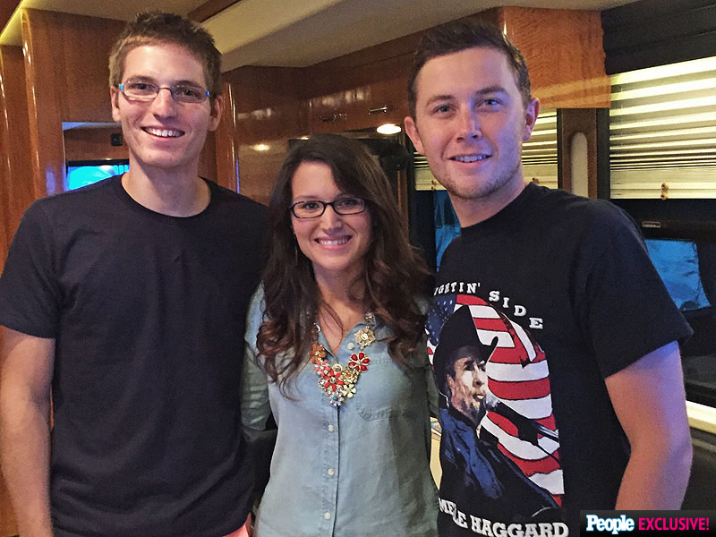 Scotty McCreery Engaged - Mediamass