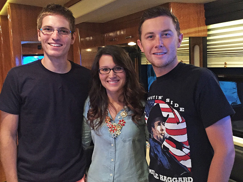 are lauren alaina and scotty mccreery dating 2013