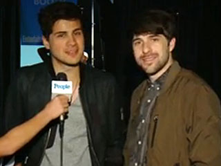 Smosh Reveals the Craziest Moment on Set of Their Movie (and It's Pretty Gross)