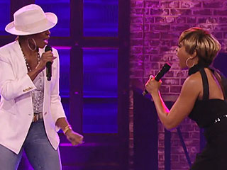 WATCH: Taraji P. Henson's Lip Sync Battle Secret Weapon? Mary J. Blige!