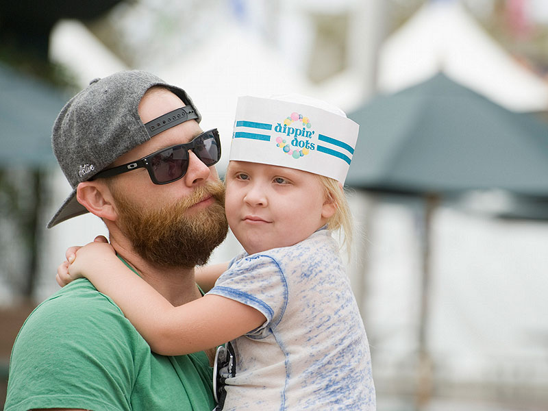 Orange County Fairs Opens Early for 6-Year-Old Leukemia Patient