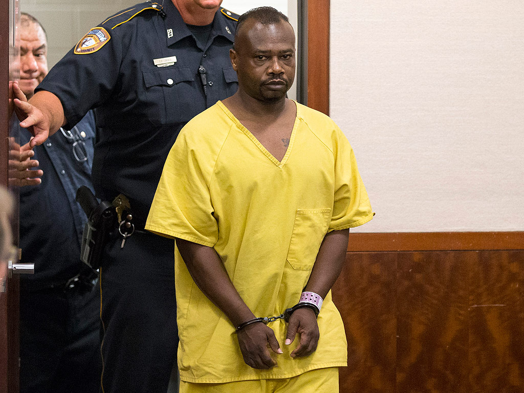 David Conley, Accused of Murdering 8 in Houston, Gives Jailhouse Interview