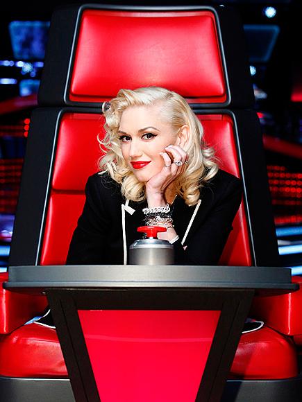 Gwen Stefani Back to Work on The Voice After Gavin Rossdale Divorce