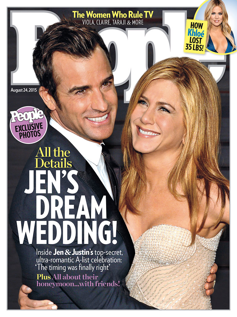 Why Jennifer Aniston and Justin Theroux Got Married: 'Timing Was Finally Right'