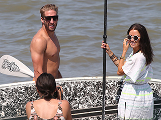 Bachelorette Stars Kaitlyn Bristowe and Shawn Booth Take the Plunge – Paddle Boarding in Vancouver