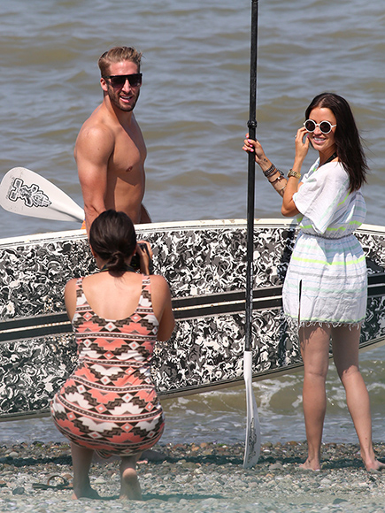Bachelorette Stars Kaitlyn Bristowe and Shawn Booth Take the Plunge