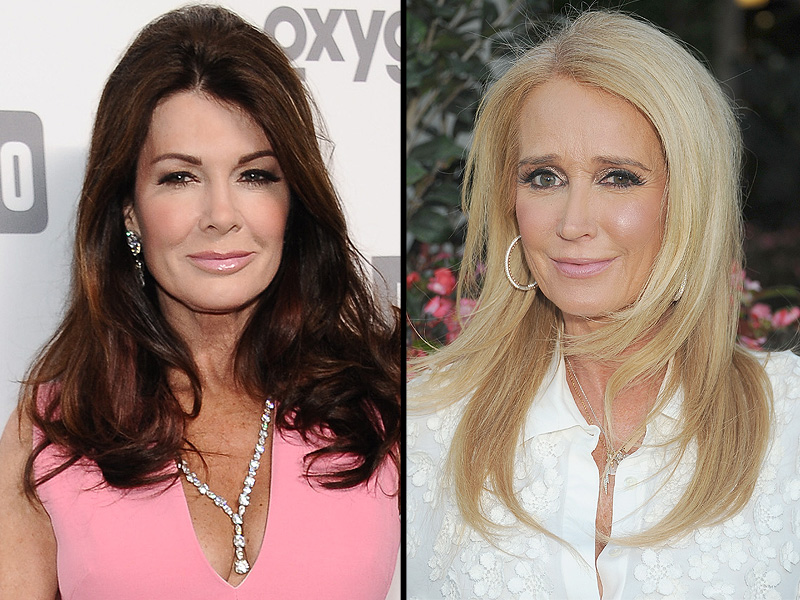 Lisa Vanderpump on Kim Richards: Sobriety Is More Important Than a Reality Show