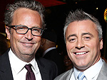 Matt LeBlanc and Matthew Perry Weren't Invited to Jennifer Aniston's Wedding – But Call Her and Justin a 'Lovely Couple'