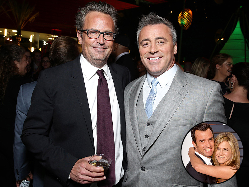 Jennifer Aniston Wedding: Matt LeBlanc, Matthew Perry Weren't Invited