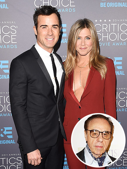 Jennifer Aniston & Justin Theroux Married: Peter Bogdanovich Sends Well Wishes