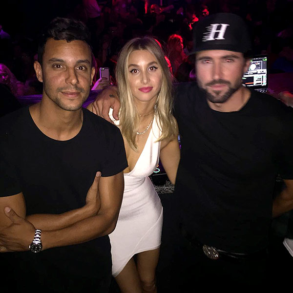 Whitney Port Reunites With Brody Jenner in Vegas for Bachelorette Party
