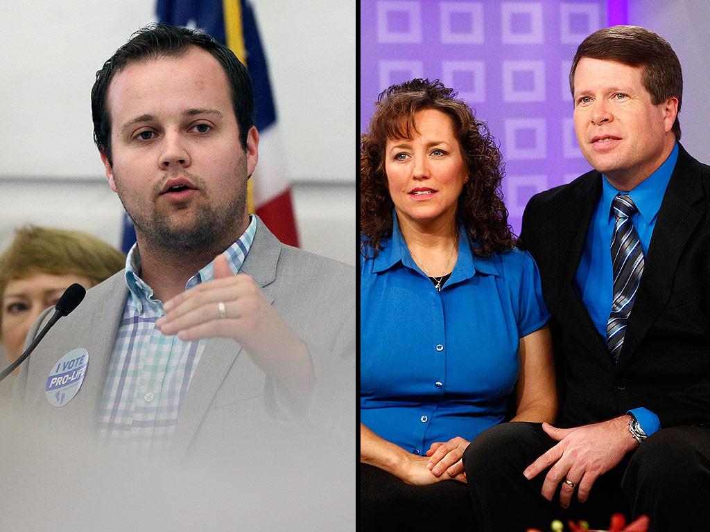 Josh Duggar Scandal: Jim Bob Duggar, Michelle Duggar Stunned