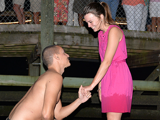Oops! North Carolina Man Drops Engagement Ring in Ocean Mid-Proposal