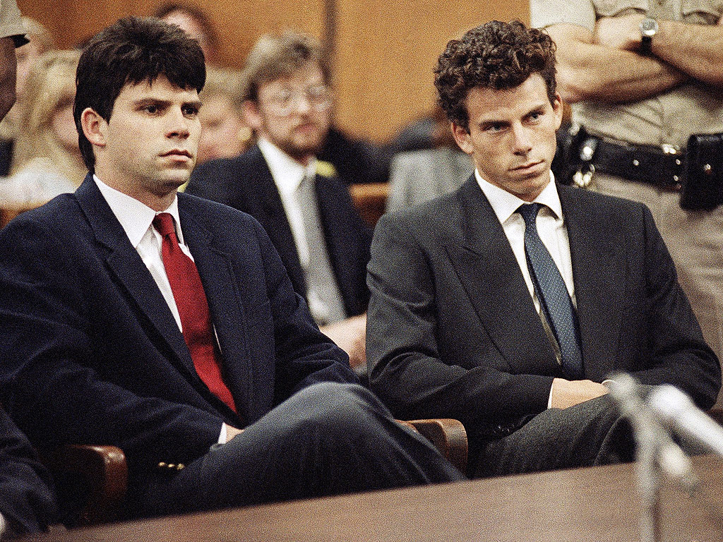 Menendez Brothers to Be Focus of Law & Order: True Crime Series