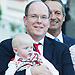 Royal Twins Alert! Monaco's 8-Month-Old Jacques and Gabriella Trade Dior for Adorable Costumes
