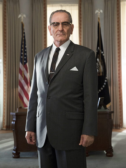 Bryan Cranston Stars as Lyndon B. Johnson in HBO Biopic All the Way