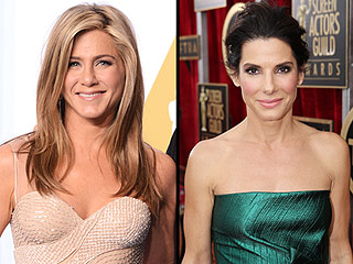 Pal Jennifer Aniston Is 'Very Happy' for Sandra Bullock's New Romance