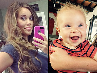 Jessa (Duggar) Seewald Posts Adorable Snap of Nephew 'Izzy' Israel David Dillard