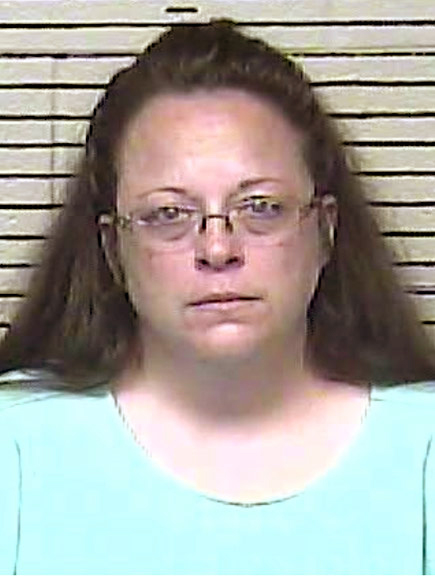 Kim Davis Files Appeal Over Contempt of Court Ruling