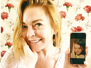 Does Lindsay Lohan Still Looks Like She Did in The Parent Trap?