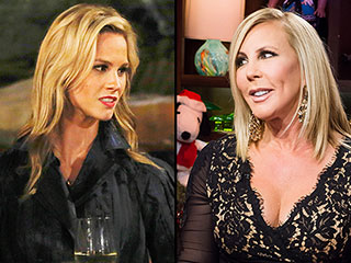 WATCH: Meghan King Edmonds Opens up About the RHOC's Rocky Relationship with Vicki Gunvalson