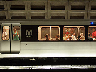 Woman Tries to Snatch Toddler out of a Stroller on the D.C. Metro