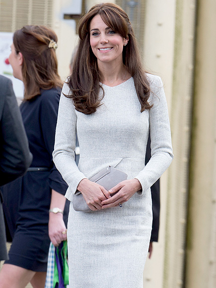 Prince William and Princess Kate World Mental Health Day Engagement