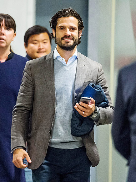 Prince Carl Philip 'Bags A Couple Of Bucks' in Hunting Expedition