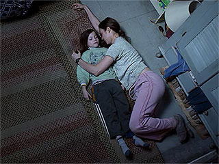 VIDEO: Watch the Unbreakable Bond Between Mother and Son in New Room Clip