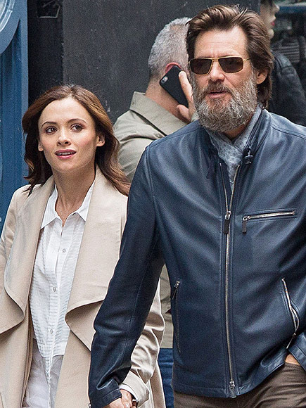 Jim Carrey's Girlfriend, Cathriona White, Found Dead in Suspected Suicide