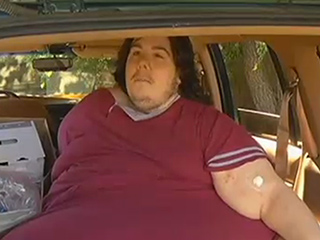 778-Lb. Man Gets Kicked Out of Hospital for Ordering a Pizza, Violating His Care Plan