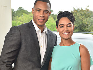 VIDEO: It's Official! Grace Gealey Confirms She's Engaged to Empire Costar Trai Byers