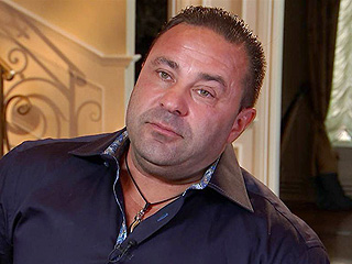 VIDEO: Joe Giudice on Wife Teresa's Jail Time: 'I Was to Blame'