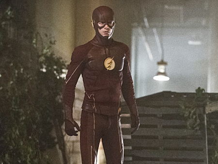 Grant Gustin Looks Forward to a New Love and Not 'Always Being the One That's Crying' on The Flash