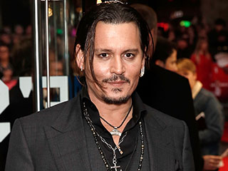 Johnny Depp on the Oscars: 'I Don't Want to Win One of Those Things Ever'