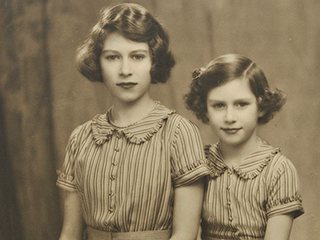 Rare Historical Photos of a Young Queen Elizabeth, Prince Charles and More Up for Auction