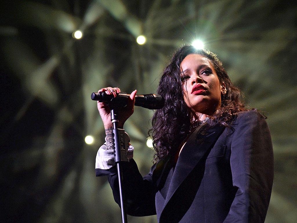 Rihanna Lyrics as Instagram Captions