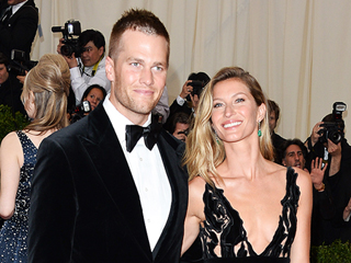 Tom Brady on Wife Gisele Bündchen's Modeling Advice: 'I Should Listen to Her a Lot More Often!'