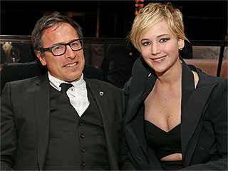 FROM EW: Jennifer Lawrence Says She'll Keep Working with David O. Russell Until He Dies