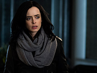 Jessica Jones' Krysten Ritter: 'I Never in a Million Years Thought I'd Play a Superhero'