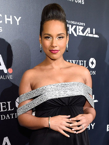 Alicia Keys Opens Up About Fighting HIV/AIDS, Black Ball Fundraiser